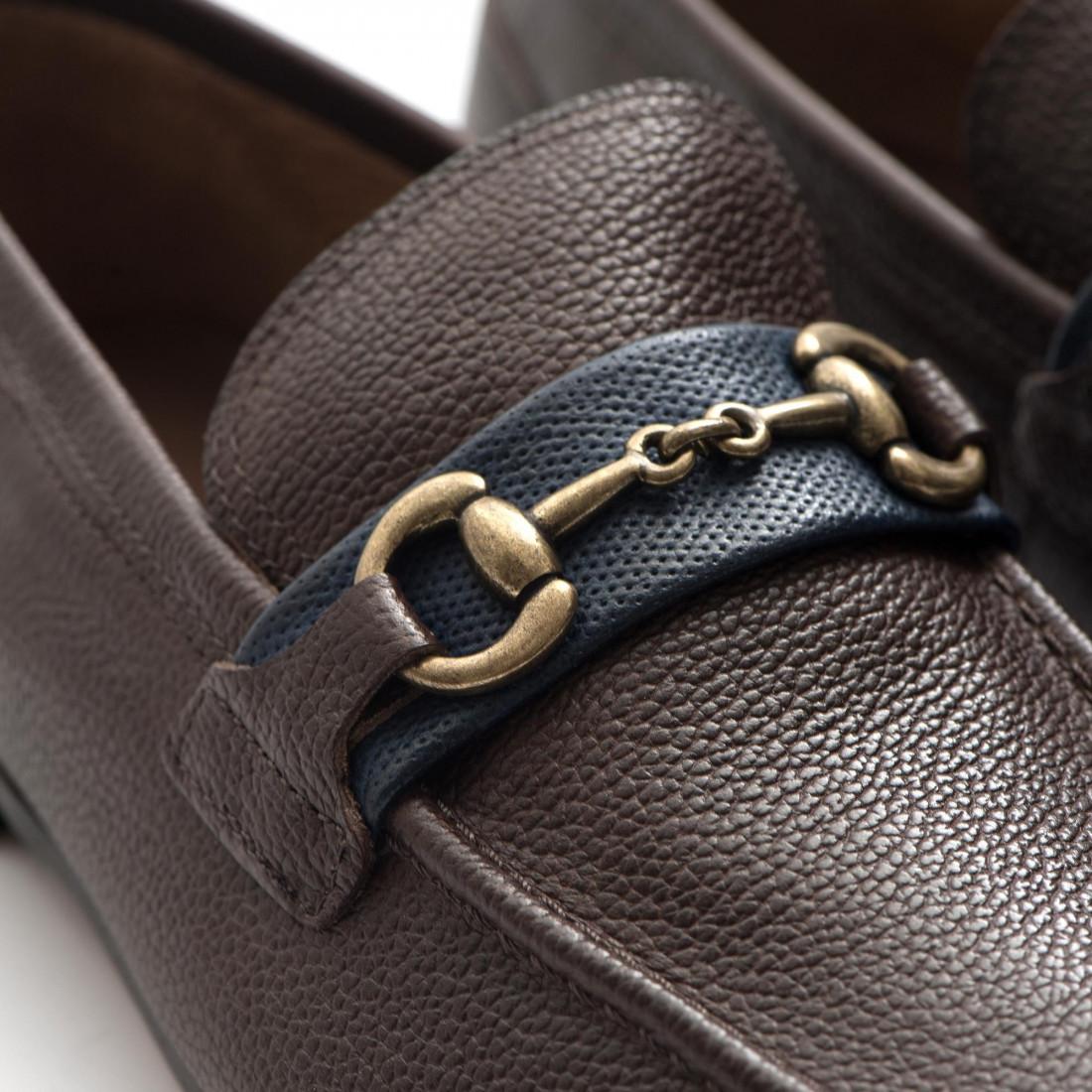 loafers man marco ferretti 160966mfoxford bicolor 3271