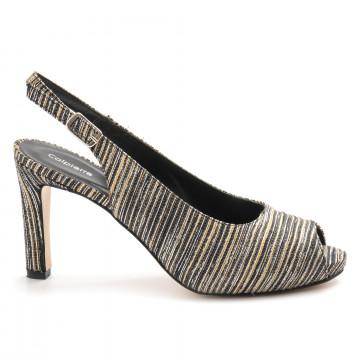 sandalen damen calpierre db418 9merida blu 4664
