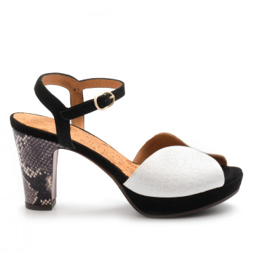 sandals woman chie mihara cm elodeanilo bianco 4716