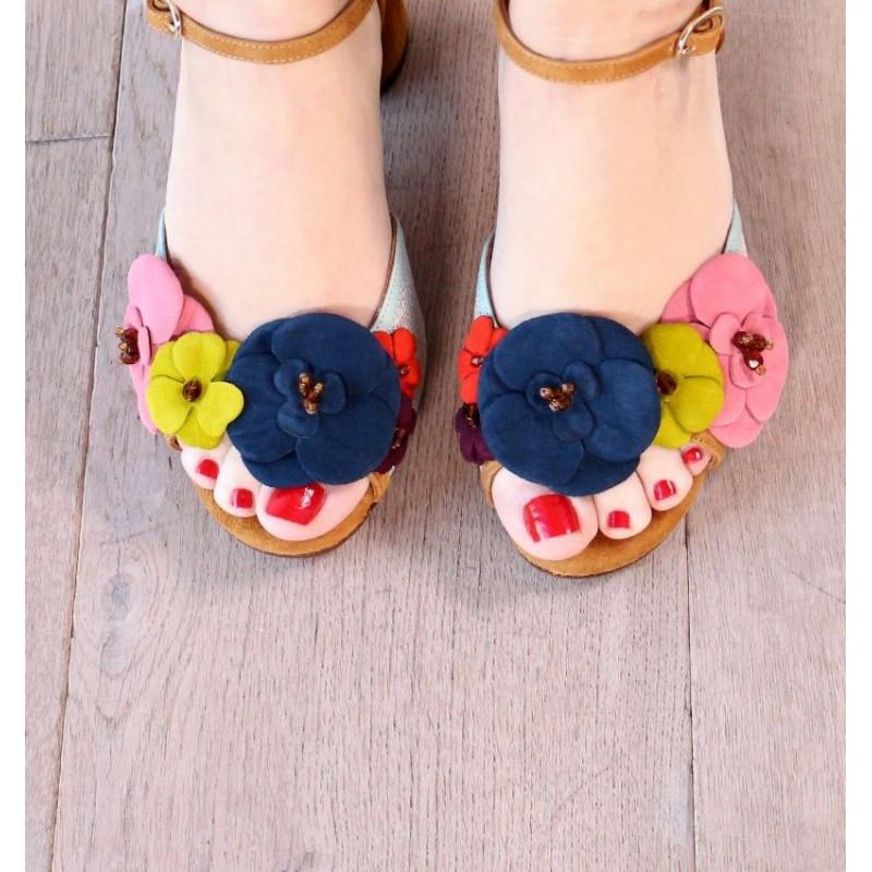 sandals woman chie mihara cm galilealino  beige 4718