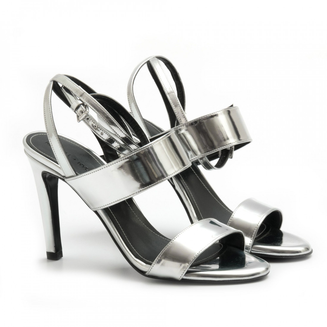 sandals woman kendall kylie mikella silver 4747