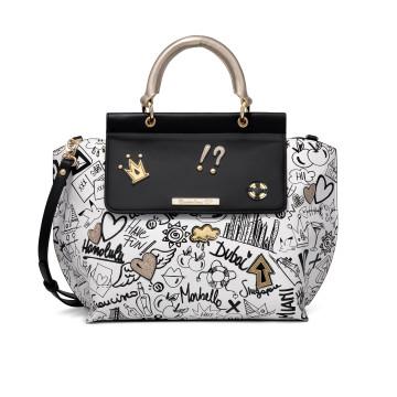 handbags woman braccialini b12820murales 4792