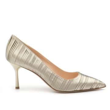 pumps woman white d hl35veronica oro 4639