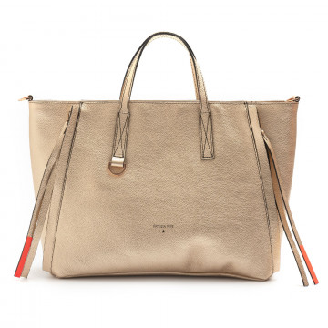 shoulder bags woman patrizia pepe 2v8745 a4u8y350 oro rose 4863