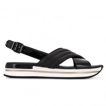 sandals woman hogan hxw2570bj80jjxb999 4482