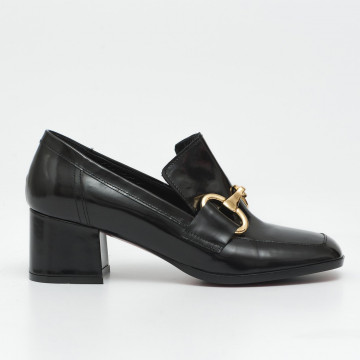 loafers woman franco colli fc 1137689 ric college nero 2219