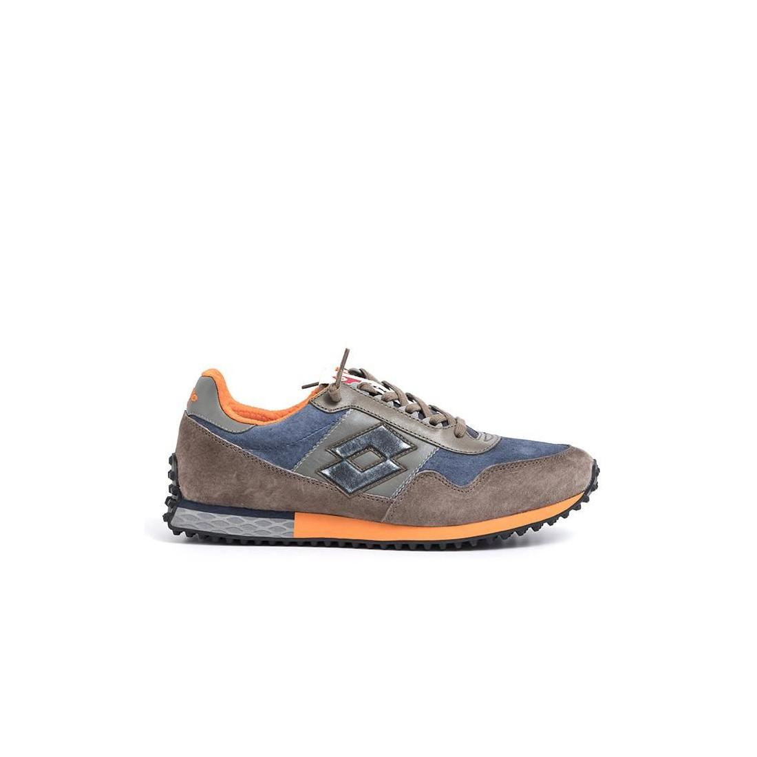 Blue Leggenda Lotto And Okxzipu Sneakers Taupe 0Nnw8m