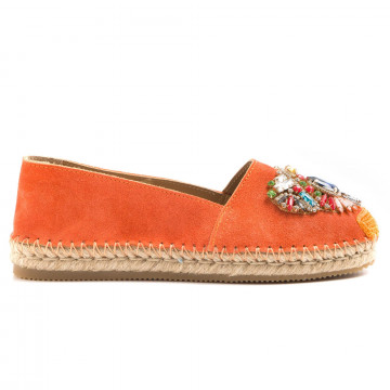 slip on woman fiorina  s992 59kaleda corallo 3217