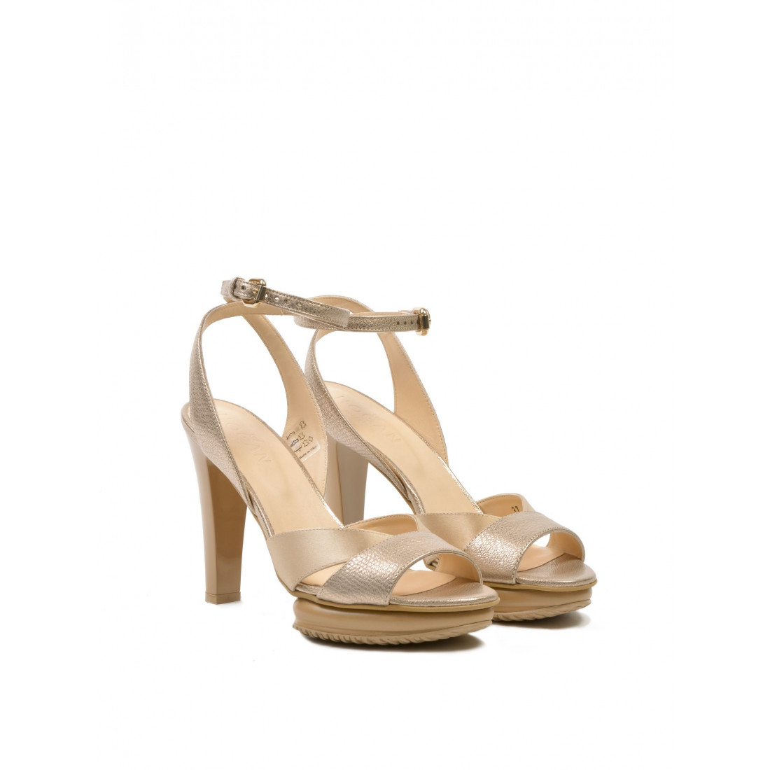 sandals woman hogan hxw2470u830ctl0l65 4084