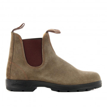 booties woman blundstone bccal0295 552 el boot olive 2527