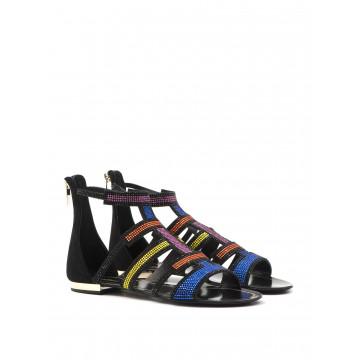 sandals woman ninalilou 271119 daisy 101 nerooro 1673
