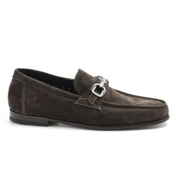 loafers man santoni mcpt16516wa2srovg35 4879