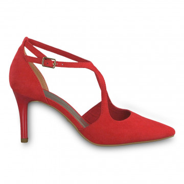pumps woman tamaris 24415 22515 lipstick 4667