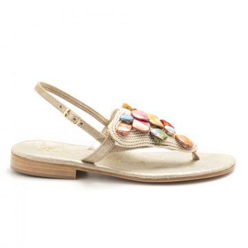 sandals woman balduccelli e05cordone 4897