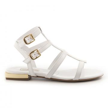 sandals woman daniele tortora dt356capretto bianco 4914