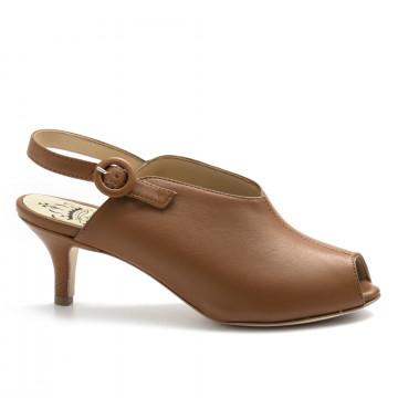 sandalen damen larianna sp 8018seta cuoio 4898