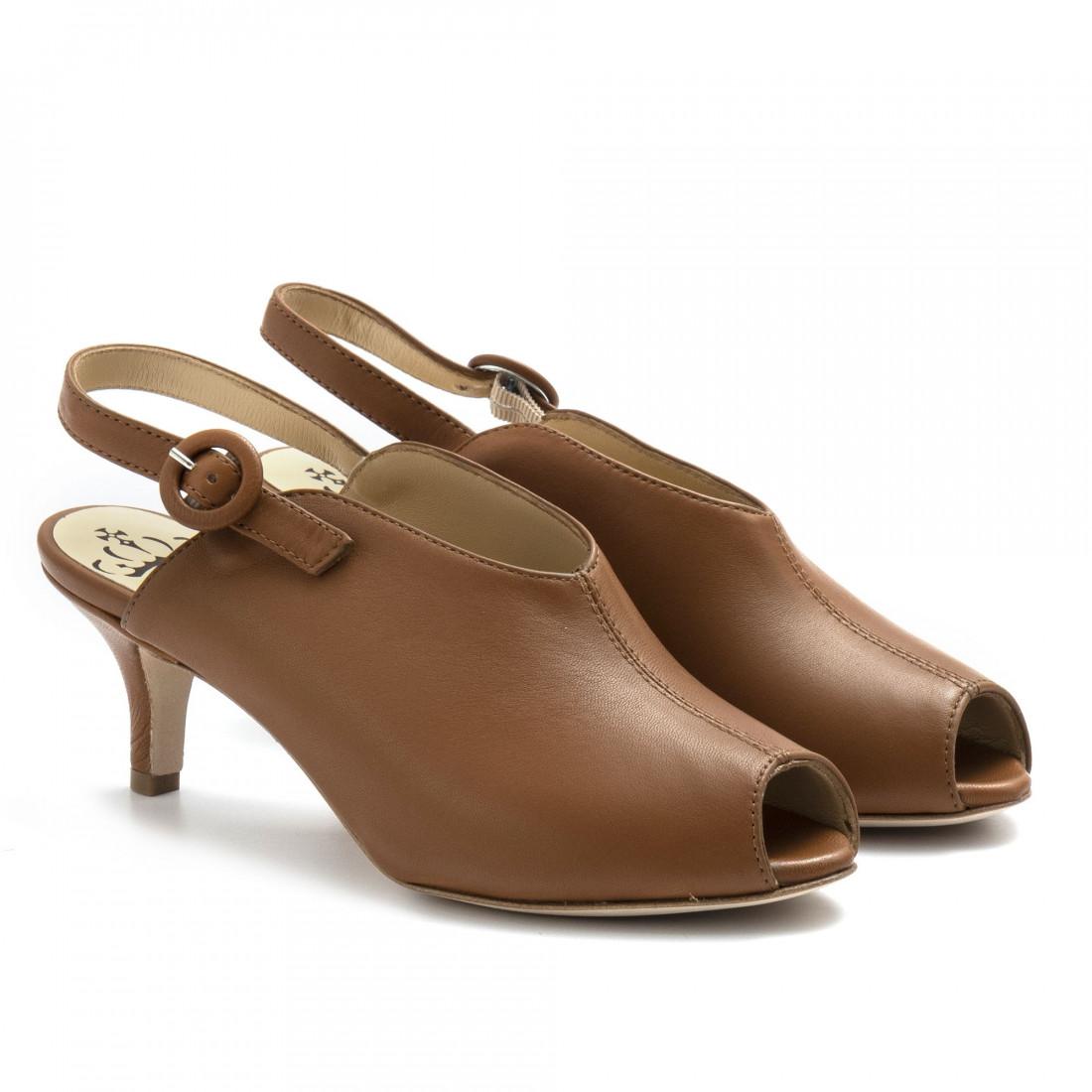 sandals woman larianna sp 8018seta cuoio 4898