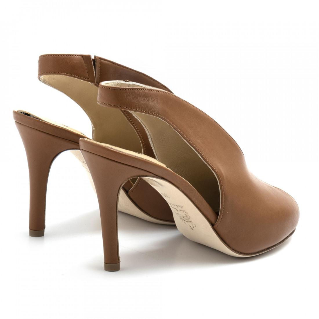 sandals woman larianna sp 8017seta cuoio 4902