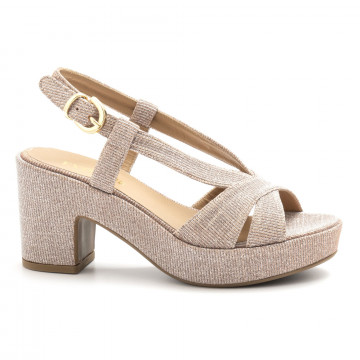 sandals woman extreme 2501dunkela cipria 4899
