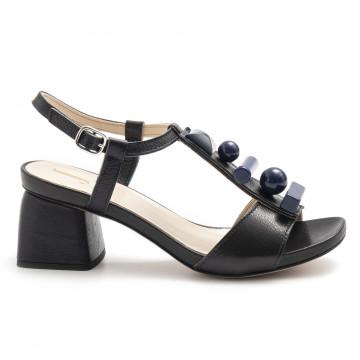 sandalen damen jeannot 50693blu 4934