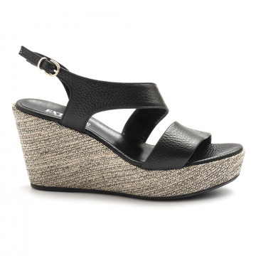 sandals woman extreme 2661focus nero 4938