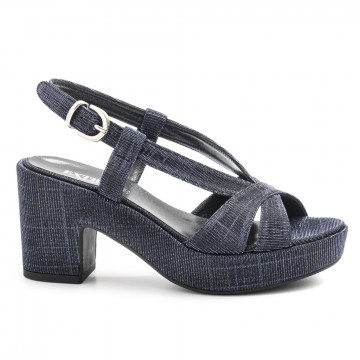 sandals woman extreme 2501dunkela blu 4943