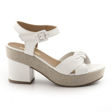 sandals woman extreme 5103nappa bianco 4945