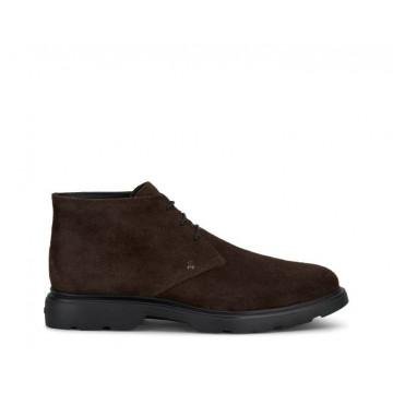 lace up ankle boots man hogan hxm3040w352hg0s807 2151