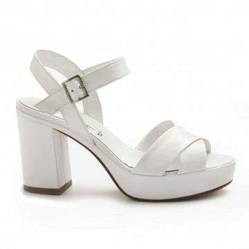 sandals woman silvia rossini 1513 5053capri bianco 4695