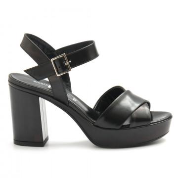 sandals woman silvia rossini 1513 5053capri nero 4593