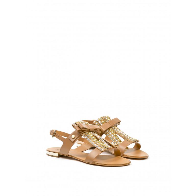 sandals woman ninalilou 261032bulgsiennatwist oro 250