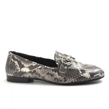 loafers woman poesie veneziane jja01patagunia lux grey 5014