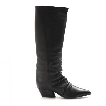 boots woman halmanera julien 10baron nero 5000