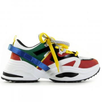 sneakers woman steve madden smsfayyelmlt 5031