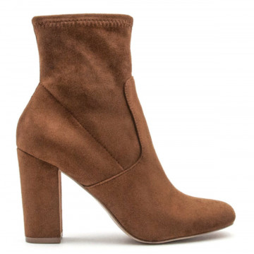 booties woman steve madden smspattiesbrwn 5036