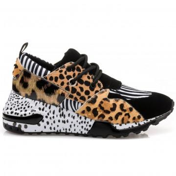 sneakers woman steve madden smscliffzebra 5089