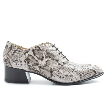 lace up woman larianna dr 6015serpente tufo 5073