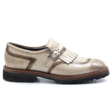slip on woman brecos 9027capri osso 5112