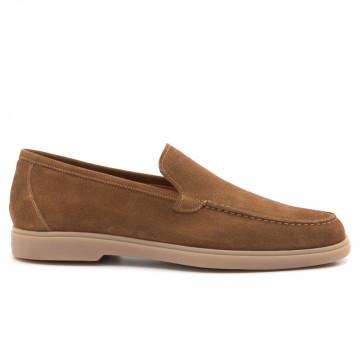 loafers man santoni mgya15996tisesywm51 4655