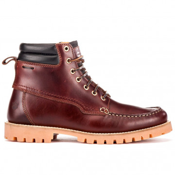lace up ankle boots man lumberjack sm33401 001 b03m0745 6083