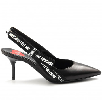 pumps woman love moschino ja10027g18 ib0 000 nero 4991