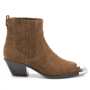 booties woman ash floyd04 6138