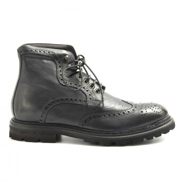 lace up ankle boots man brecos 9155193 bufalo  6145