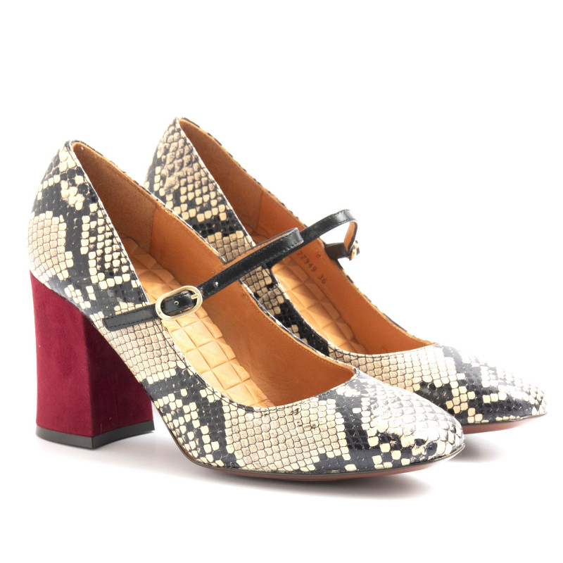 pumps woman chie mihara vachegranate 6190