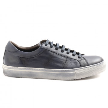 sneakers man j wilton 173 820glove blu 6194