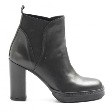 booties woman carmens a44454harris nero 6222