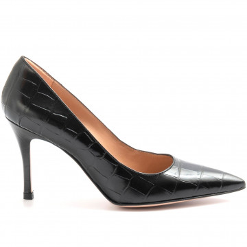 pumps woman roberto festa new emmacocco nero 6279