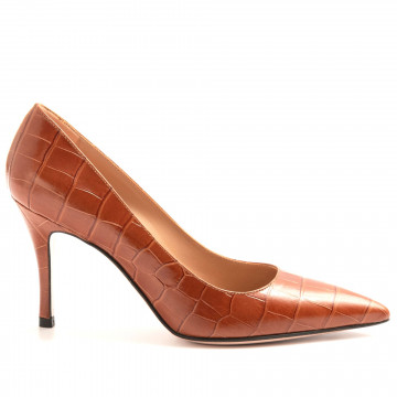 pumps woman roberto festa new emmacocco cuoio 6280