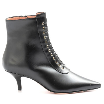 booties woman roberto festa wasalvitello nero 6144