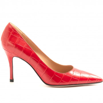 pumps woman roberto festa new emmacocco rosso 6281